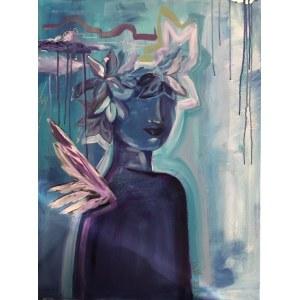 Weronika Sobik (ur.1988), Blue blindness, 2021