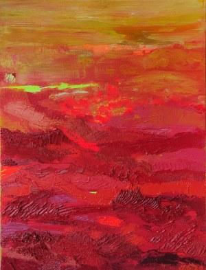 Izabella Sowier-Kasprzyk (ur. 1972), Red Sea, 2020