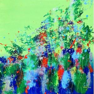 Marta Dunal (ur. 1989), Green land, 2021