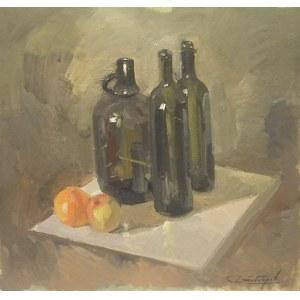 Albert Djabarrow (ur.1960), Martwa natura, 2006