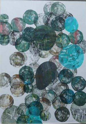 Anna Ludwicka, Abstrakcja, 1999