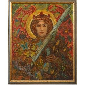 Wiesława Kwiatkowska (1925-2011), Archanioł Michał, Któż jak Bóg,