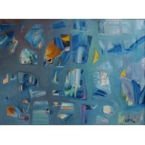 Patrycja Rafa (1964), Przestrzeń, 1994
