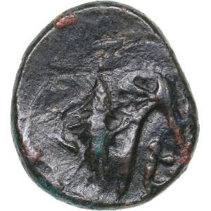 Bosporus Kingdom, Pantikapaion. Æ chalkon (сa. 150-140 BC)