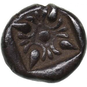 Ionia - Miletos AR Diobol - (circa 520-450 BC)