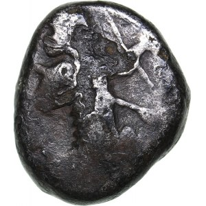 Persia, Achaemenid Empire AR Siglos (circa 485-420 BC)