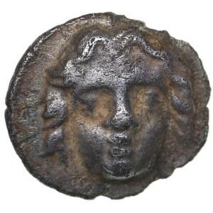 Pisidia - Selge AR Obol - (circa 350-300 BC)