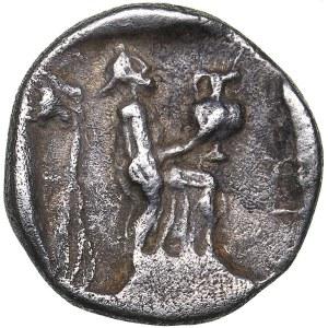 Thessaly, Larissa - AR obol (circa 440-420 BC)