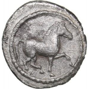 Thessaly - Pharkadon AR Obol - (circa 440-400 BC)