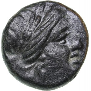 Thessaly, Thessalian League Æ Trichalkon - Mid-late 2nd century BC