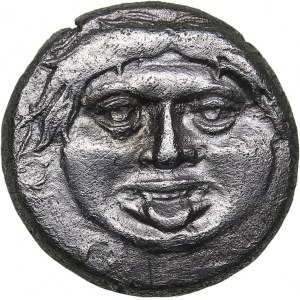 Thrace - Apollonia Pontica AR Drachm (circa 450-390 BC)