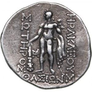 Islands off Thrace. Thasos AR Tetradrachm (140-110 BC)