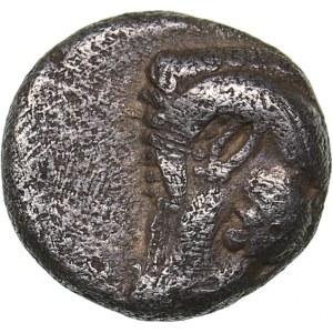 Troas - Kebren AR Obol (387-310 BC)