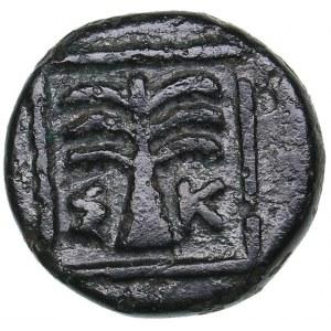 Troas, Skepsis Æ 10mm. Circa 350-310 BC