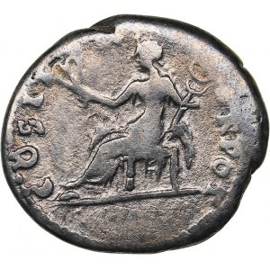 Roman Empire AR Denarius - Vespasian (69-79 AD)