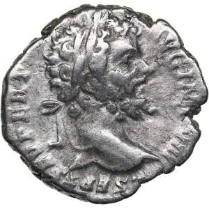 Roman Empire Denarius - Septimius Severus (193-211 AD)