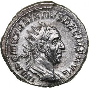 Roman Empire - Rome Antoninian - Traian Decius (249-251 AD)
