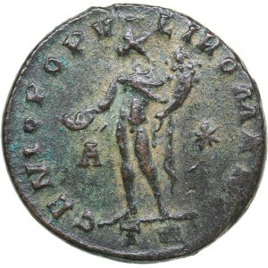Roman Empire Æ Follis - Diocletian (284-305 AD)