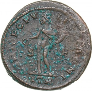 Roman Empire Æ Follis - Maximian 286-305 AD