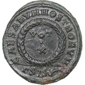 Roman Empire Æ follis - Constantine II (337-340 AD)