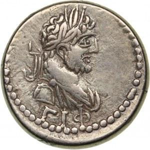Bosporus Kingdom, Pantikapaion Stater BE 513 = 216/7 - Rhescuporis II, with Caracalla (211/2-226/7 AD)