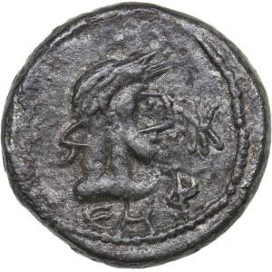 Bosporus Kingdom, Pantikapaion Stater 248 - Rhescuporis IV, with Philip I (circa 242/3-276/7 AD)