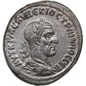 Roman Empire - Syria - Seleucis and Pieria. Antioch Tetradrachm - Trajan Decius (249-251 AD)