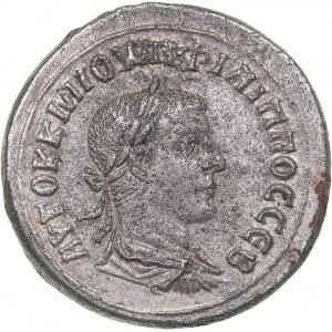Roman Empire - Syria - Seleucis and Pieria. Antioch Tetradrachm 248 AD - Philip II (247–249 AD)