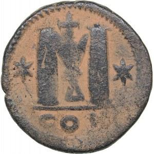 Byzantine - Constantinople Æ 40 Nummi - Anastasius I (491-518 BC)