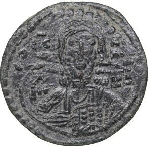 Byzantine AE Follis - Romanus IV (1068-1071 AD)