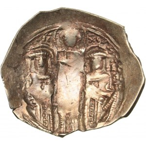Byzantine AV Hyperpyron - Andronicus II Palaeologus, with Andronicus III (1282-1328 AD)