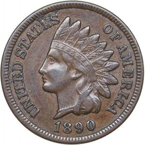 USA 1 cent 1890