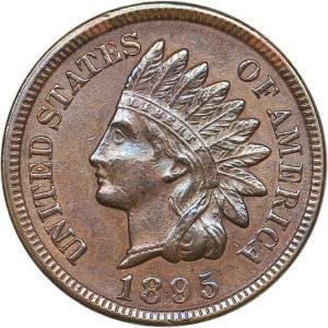 USA 1 cent 1895