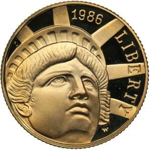 USA 5 dollars 1988