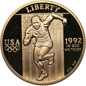 USA 5 dollars 1992 - Olympics