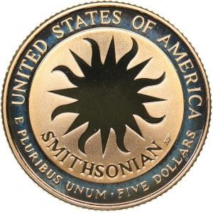 USA 5 dollars 1996