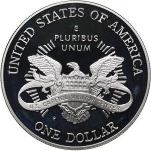 USA 1 dollar 2001