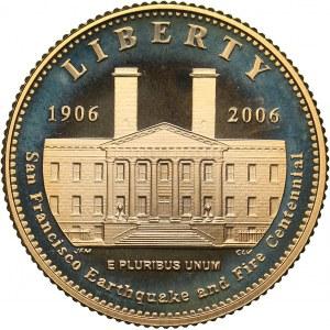 USA 5 dollars 2006