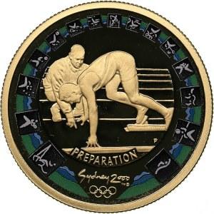 Australia 100 dollars 2000 - Olympics