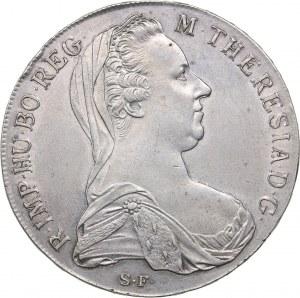 Austria Taler 1780