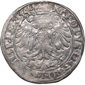 Belgium Amberes 4 patard 1540