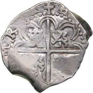 Bolivia - Potosi 4 reales ND - Philipp II (1556-1598)