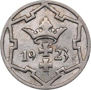 Danzig - Poland 5 pfennig 1923