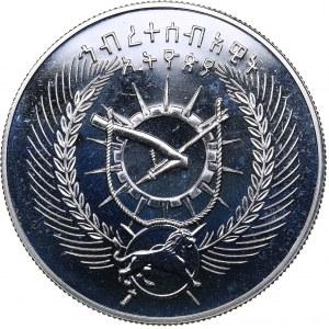 Ethiopia 10 birr 1978 - Conservation
