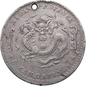 China - Kirin (Kuang Hsu) 50 cents 1898