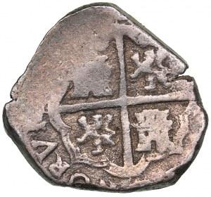 Spain 2 reales ND - Philipp II (1556-1598)