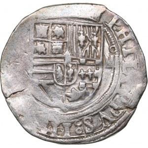 Spain 4 reales ND - Philipp II (1556-1598)