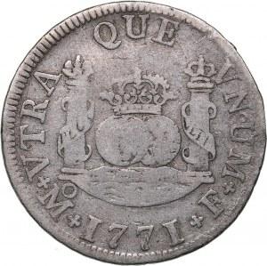 Spain 2 reales 1771