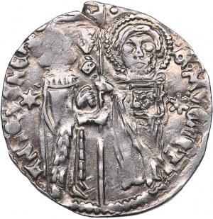 Italy - Venice AR grosz - Antonio Venier (1382-1400)
