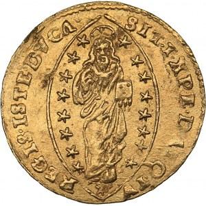Italy - Venice gold ducat - Pasquale Cicogna (1585-1595)